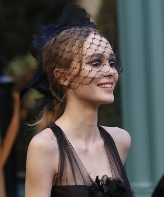 Lily-Rose Depp Makes Her Runway Debut at Chanel's Pre-Fall 2017 Show