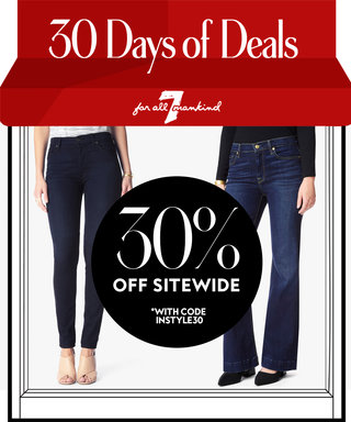 30 Days of Deals: 30% Off 7 for All Mankind