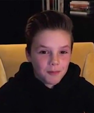Cruz Beckham's All Grown Up—Listen to the 11-Year-Old's First Single