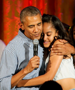 Why Michelle Obama Doesn't Think Malia Is Ready to Fly the Nest