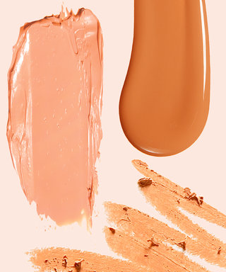 Why You Should Be Smearing Orange Concealer Under Your Eyes