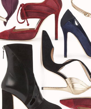 Prepare to See Zac Posen's Debut Shoe Collection on Every Red Carpet