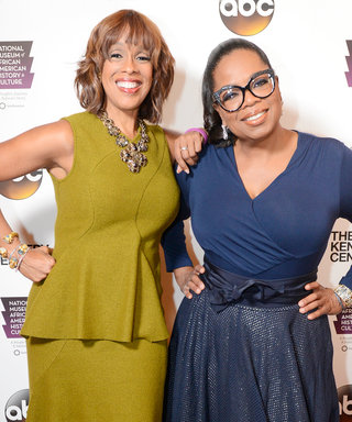Oprah Just Got Real with BFF Gayle About Her Necklace