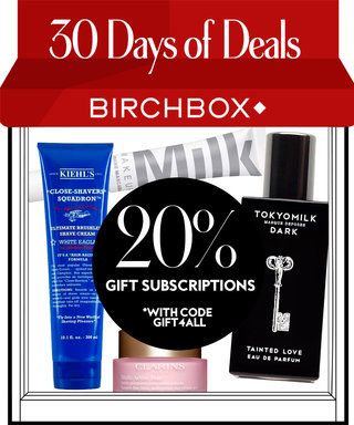 30 Days of Deals: 20% Off at Birchbox Gift Subscriptions