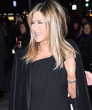 Jennifer Aniston Laughs Off Her Very Public Fashion Faux Pas