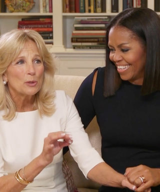Michelle Obama & Jill Biden Confirm Husbands' Bromance Is Real