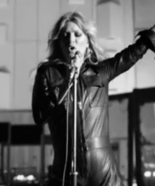 Kate Moss Channels Elvis Presley's Iconic Style in Sexy New Music Video