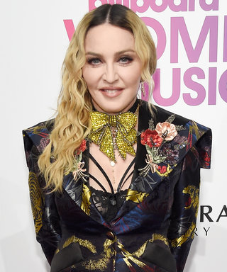 Madonna Accepts Woman of the Year Award with Powerful Words