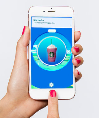You Can Now Indulge Your Pokémon Go Obsession with a Frappuccino