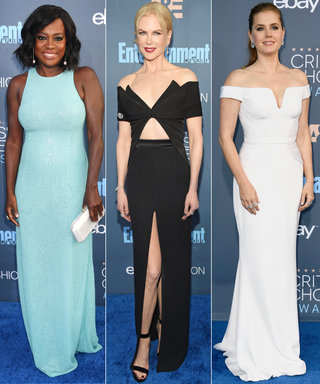 All the Glam Red Carpet Looks from the Critics' Choice Awards