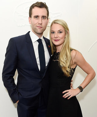 Matthew Lewis Just Got Engaged to His Girlfriend!