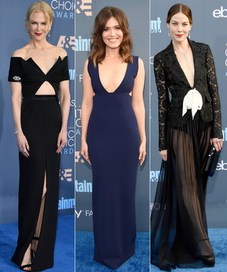 The Sexiest Looks from the 22nd Annual Critics' Choice Awards