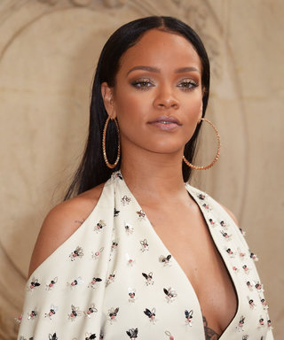 Rihanna as a Janitor? The Pop Star Gets in Costume on the Set of Ocean's Eight
