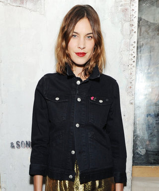 Alexa Chung on Why Skinny Jeans Will Never Go Out of Fashion
