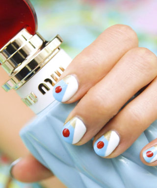 Nail Art Know How: Shape Play