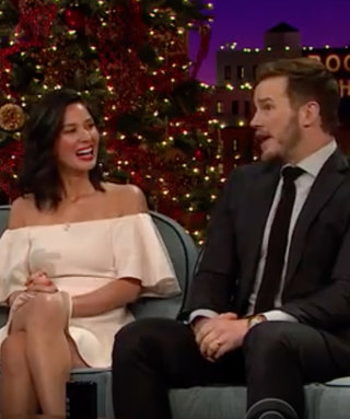 Chris Pratt and Olivia Munn Get Real About Onscreen Nudity