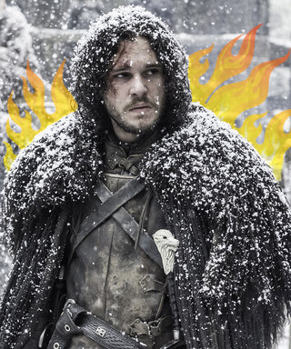 7 Flaming Hot Photos of Kit Harington in the Freezing Cold