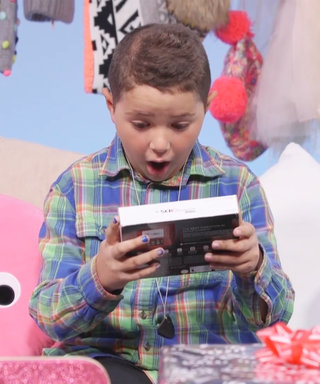 Lost Your Holiday Spirit? Watch these Kids Open Presents