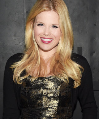 Watch Megan Hilty Dish on Her Holiday Album and (Accessible!) Pregnancy Looks