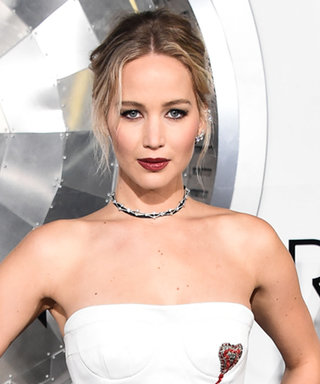 #WhoWonFashionToday: Jennifer Lawrence in Dior