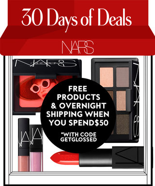 30 Days of Deals: NARS Free Products + Free Overnight Shipping When You Spend $50