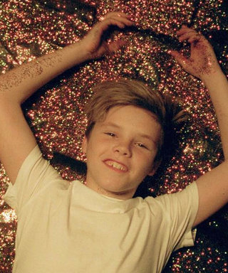 Cruz Beckham and His Siblings Get Festive in His Holiday Music Video