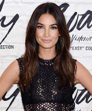 Lily Aldridge Looks Totally Different with a Bob