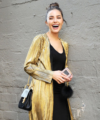 The Exact Pieces You Need to Recreate Olivia Culpo's Street-Chic Look