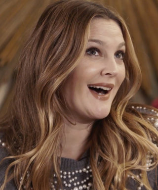 Drew Barrymore Regrets Nothing—At Least, in Regards to Her Makeup Choices