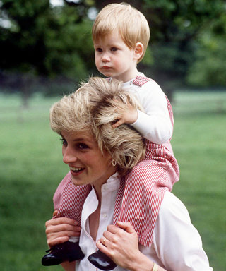 Prince Harry Says He Never Dealt with Mother's Death