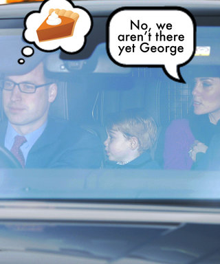 9 Things the Royals Are Probably Talking About on the Way to Grandma's
