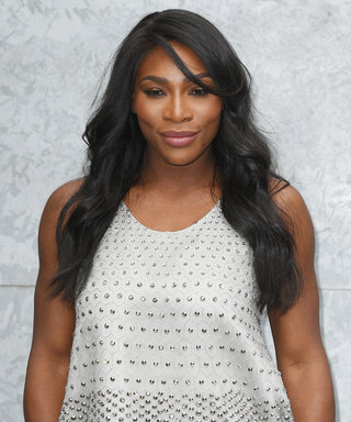 The Coy Way Serena Williams Unveiled Her Engagement Ring