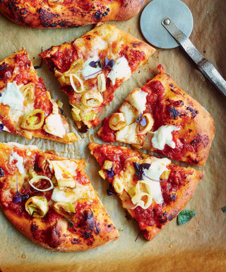 This Pizza Recipe Is Actually Good for Your Skin
