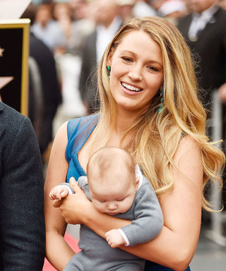 Blake Lively's Baby Girl Sets the Course for 2017's Trendiest Name