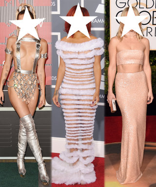 How Many of the Wildest Red Carpet Looks Can You Remember?
