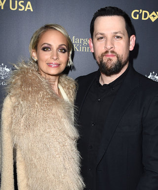 Nicole Richie & Cameron Diaz Pose with Their Husbands in Family Photo