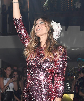 SJP Pulls a Kate Middleton, Rewears a Dolce & Gabbana Dress