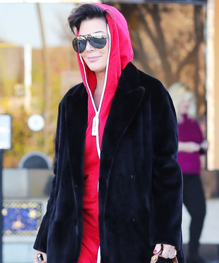 Kris Jenner Is Our Dream Santa Claus
