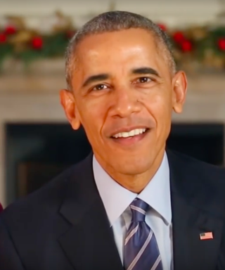 The Obamas' Final Holiday Address Is Just What We Needed to Hear
