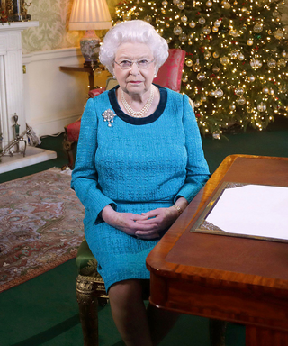 Watch Queen Elizabeth's Inspiring Annual Christmas Message