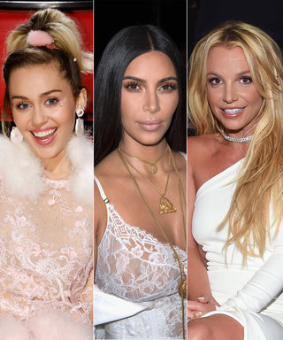How Miley, Kim, Britney & a Dozen More Celebs Celebrated Christmas