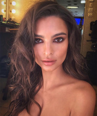 EmRata Continues to Take Over Instagram, One Belfie at a Time