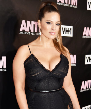 Ashley Graham's Body Positive Message for 2017 Is a Lesson for Us All