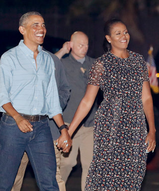 We Wish We Looked as Refreshed as Michelle Obama Post-Vacation