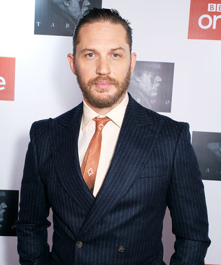 Tom Hardy Reading a Bedtime Story Is the Best Way to Kick Off 2017