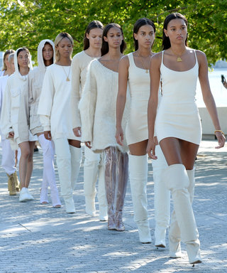Kanye West Might Be Coming Back with a New Fashion Line
