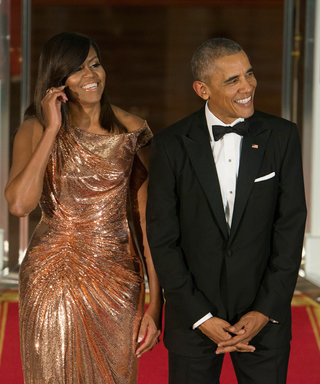 Michelle Obama Tears Up as Barack Surprises Her with an Anniversary Tribute