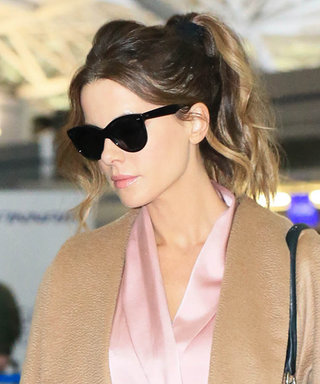 Kate Beckinsale Proves Pajamas Are Real Clothes