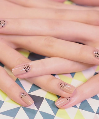 Nail Art Know How: On The Dot