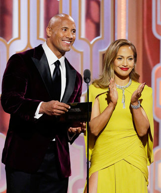 J.Lo & The Rock Hit the Gym Together & Here's What Happened